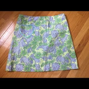 Vintage Lilly Pulitzer Skirt Size 12